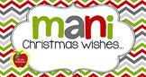 Christmas Tag   Mani