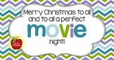 Christmas Tag | Movie Night