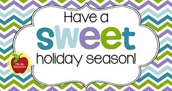 Christmas Tag | Sweet Holiday Season
