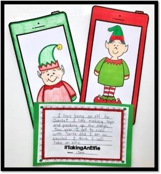 Christmas - Take An Elfie