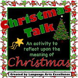 Meaning of Christmas Lesson Plan