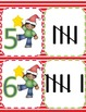 Christmas Tallies and Worksheets