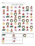 Christmas Tally and Graph
