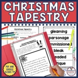 Christmas Tapestry Book Companion in Digital and PDF Formats