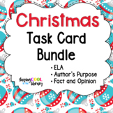 Christmas Task Card Bundle