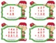 Christmas Task Cards - Addition & Subtraction with Regrouping