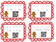 Gingerbread Task Cards Find the missing fraction on number line