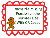 Gingerbread Task Cards Find the missing fraction on number