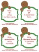 Christmas Task Cards  -  Numerals, Number Names, and Expan