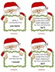 Christmas Task Cards - Working with Contractions