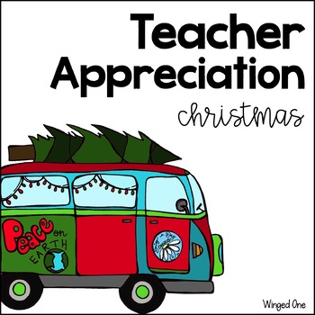 Christmas Teacher Appreciation