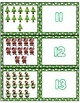 Christmas Teen Number Matching Cards