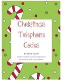 Christmas Telephone Codes Brainteasers
