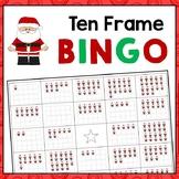 Christmas Activities for Kindergarten {Holiday Bingo Game for Numbers 1 - 20}