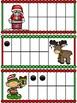 Christmas Ten Frame Cards: Santa & Friends
