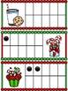 Christmas Ten Frame Cards: Sweet Treats