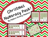Christmas Ten Frame Pack!