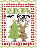 {.Christmas.} Ten Frame Posters & Activity Mats featuring