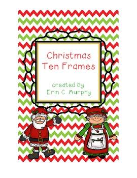 Christmas Ten-Frames