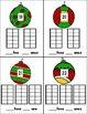 Christmas Ten Frames (teen numbers)