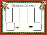 Christmas Tens Frame