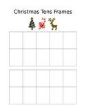Christmas Tens Frames
