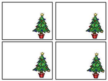 Christmas Thank- You Cards