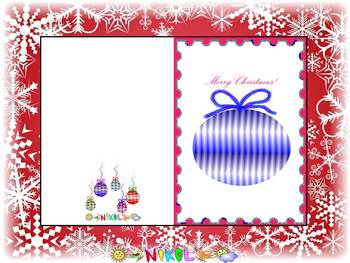 Christmas Activities - Christmas - Christmas Thank You Car