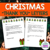 Christmas Thank You Letter to Students
