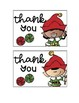 Christmas Thank You Notes
