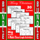 Christmas - The Big Bundle - 8 Math-Then-Graph Activities - 30 Systems
