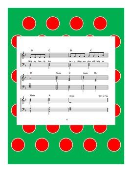 Christmas The Little Match Girl Sheet Music