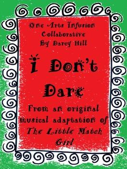Christmas The Little Match Girl Sing Along mp4 FREEBIE!!!