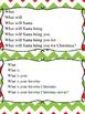 Christmas-Theme Fluency Pyramids