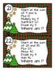 Mental Math Number Sense and Operations Task Cards- CHRISTMAS