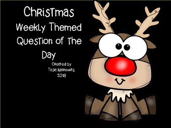 Christmas Theme Question of the Day