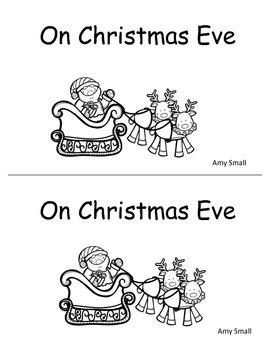 Christmas Theme Reader