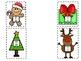 Christmas Theme Reducing Fractions Sort