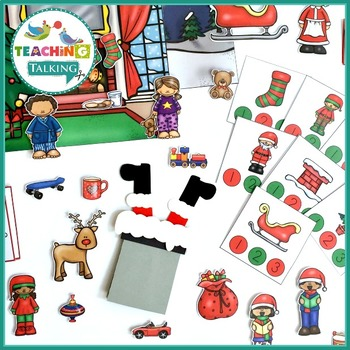 Christmas Vocabulary Activities