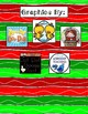 Christmas Theme Writing Prompts for ELA Stations