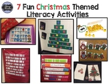 Christmas Themed Activities for Early Childhood