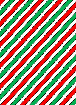 Christmas Themed Backgrounds and Borders