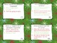 Christmas Themed Common Core Grammar Practice Task Cards f