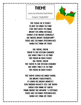 Christmas Themed Educational Songs
