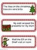 Christmas Editing Sentences: Second Grade, Capitalization, Punctuation, Spelling