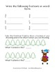 Christmas Themed Fractions!  Fun Worksheets and Games!