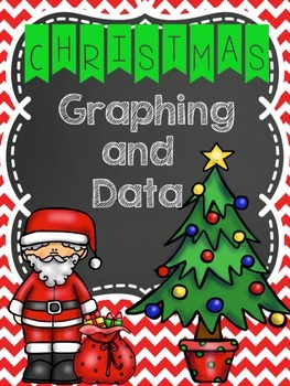 Christmas Graphing and Data Worksheets