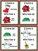 Christmas - I have ... Who has?