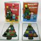 Christmas Themed Interactive Books Big Bundle! 4 Books! (+Bonus No Print Book)