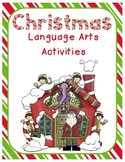 Christmas Themed Language Arts Games